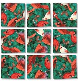 b.dazzle, inc. Cardinals Scramble Squares
