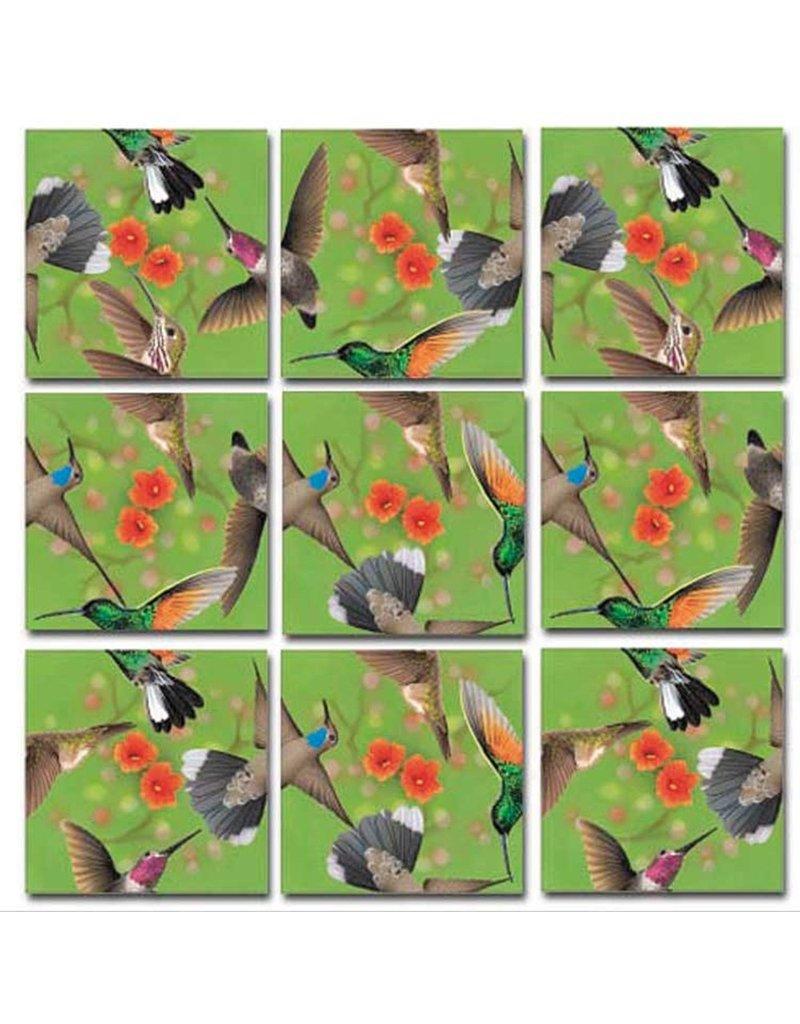 b.dazzle, inc. Hummingbirds Scramble Squares