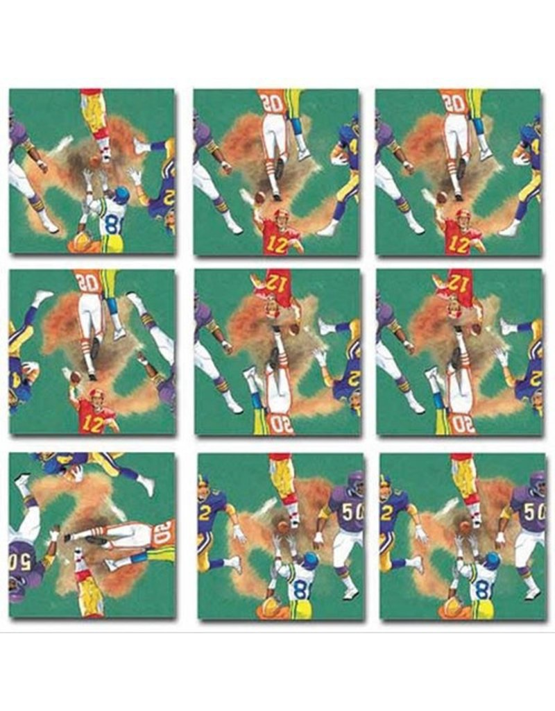 b.dazzle, inc. Football Scramble Squares