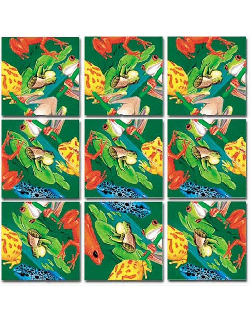 b.dazzle, inc. Frogs Scramble Squares