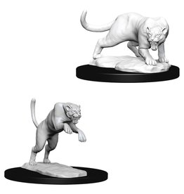 Wizkids D&D NMU: Panther & Leopard