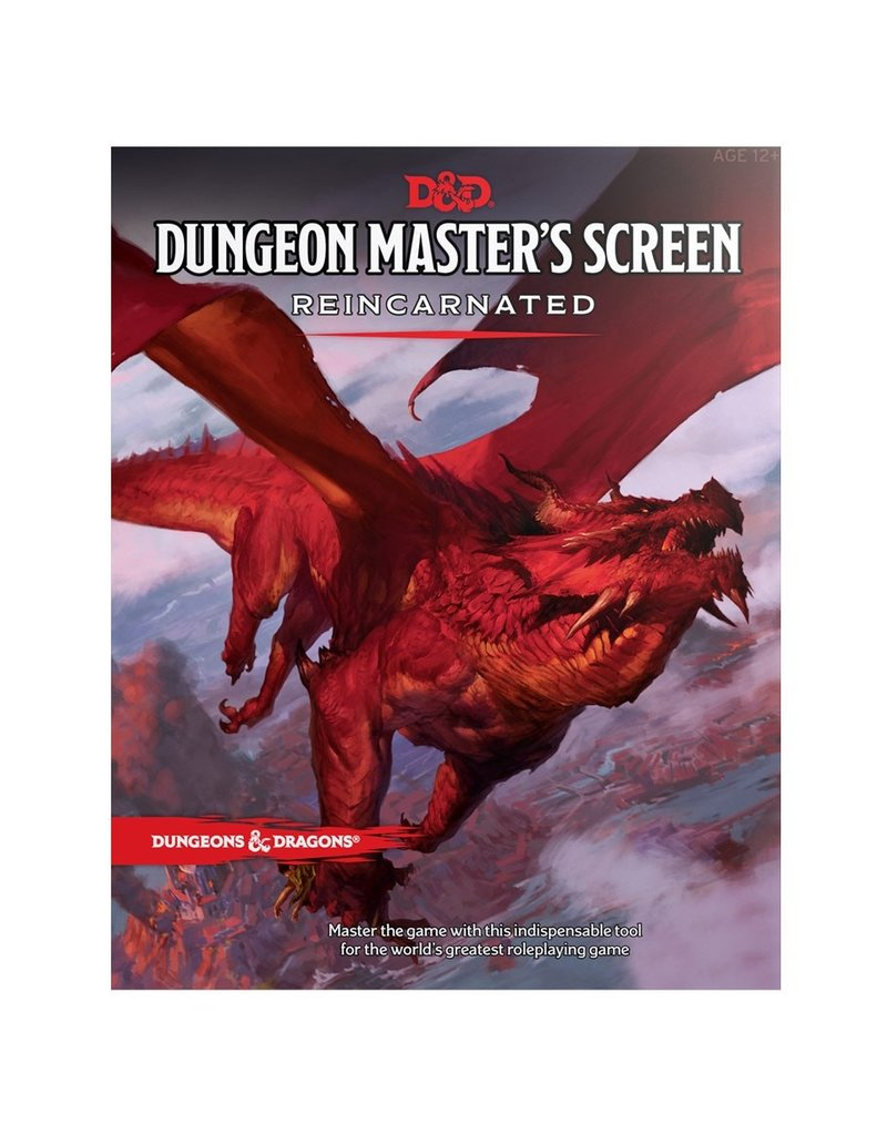 Wizards of the Coast D&D 5th: DM Screen