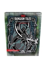 Wizards of the Coast D&D 5th: Dungeon Tiles City