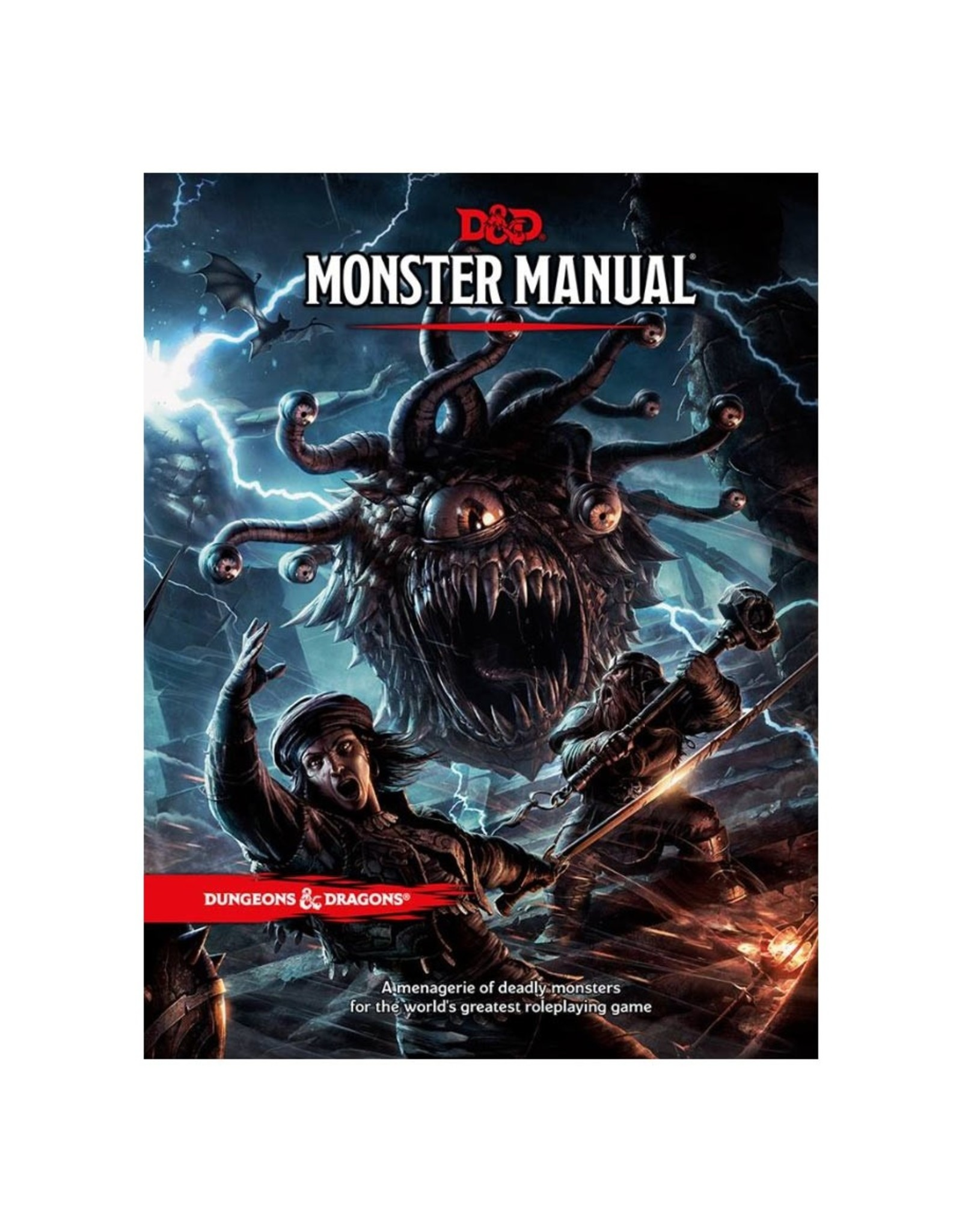 Wizards of the Coast D&D 5th: Monster Manual