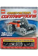 Klutz Lego Crazy Action Contraptions