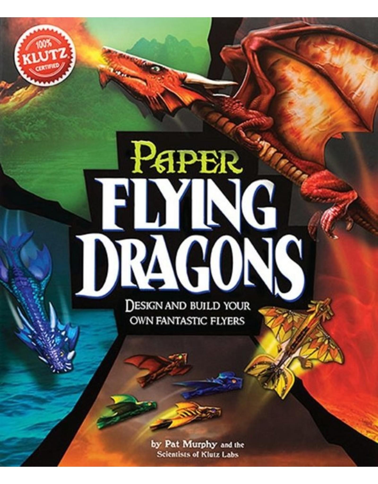 Klutz Paper Flying Dragons