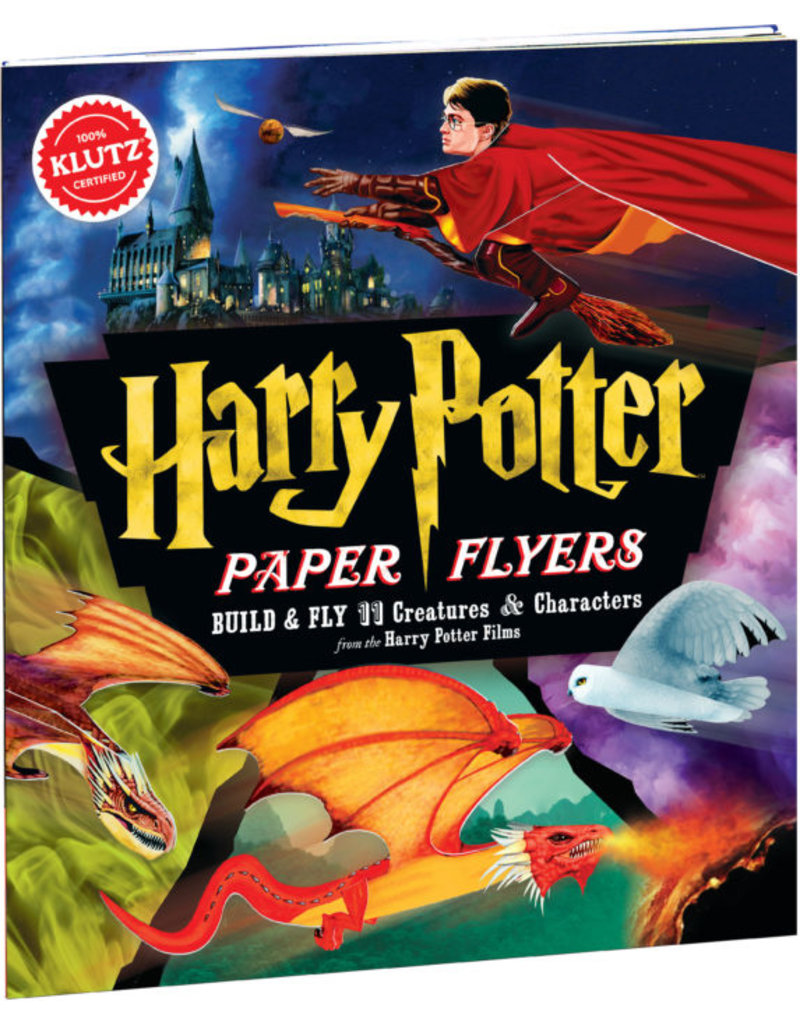 Klutz Harry Potter Flying Things