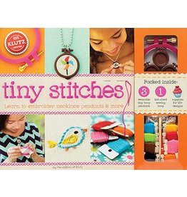 Klutz Tiny Stitches