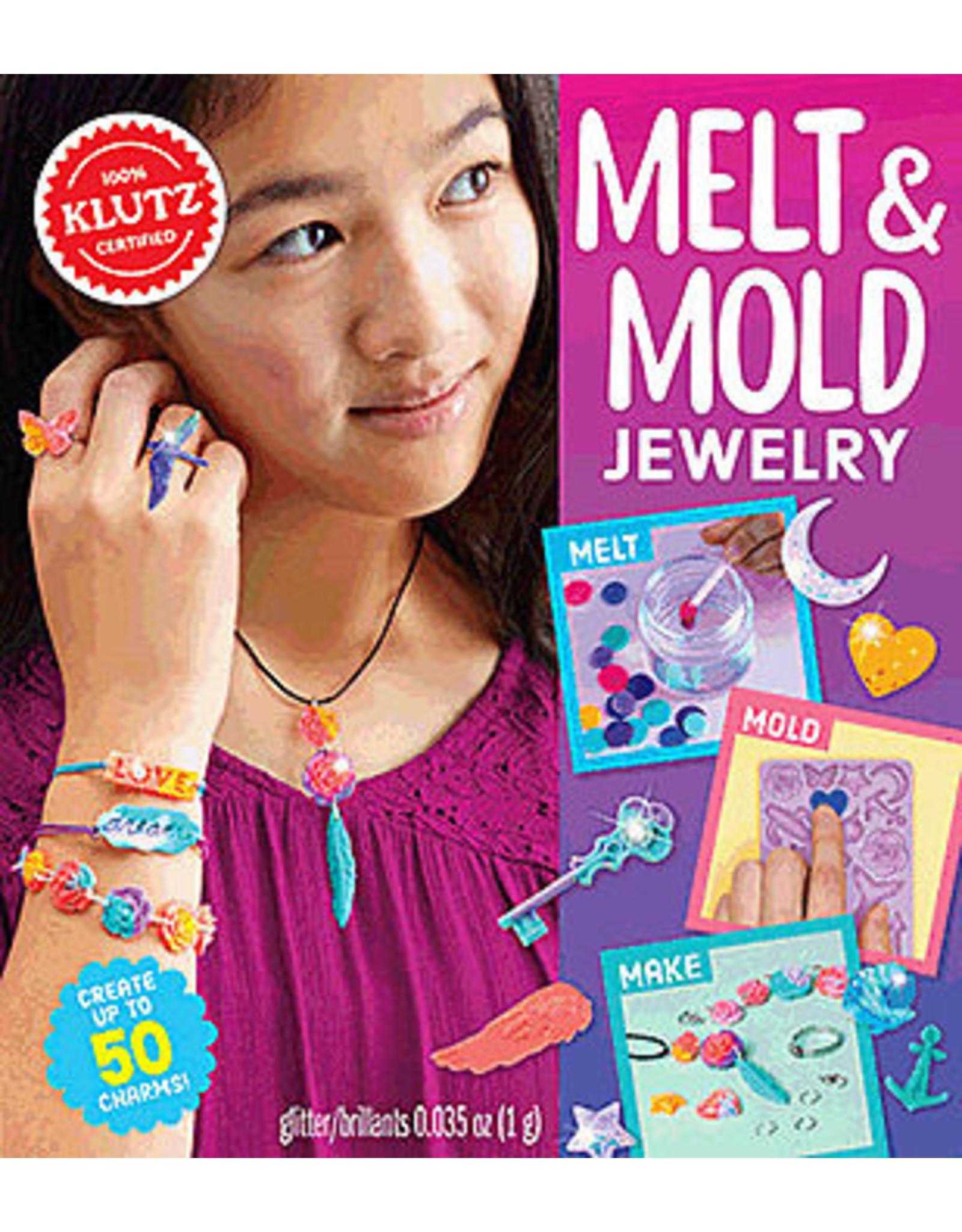 Klutz Melt & Mold Jewelry