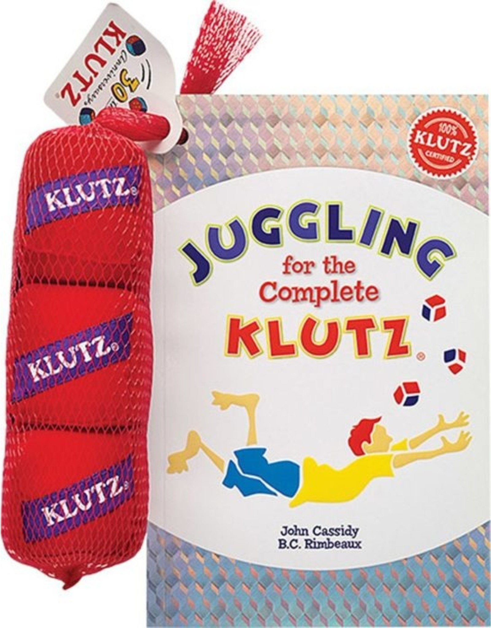 Klutz Juggling for the Complete Klutz