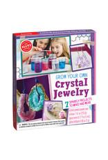 Klutz Grow Your Own Crystal Jewelry