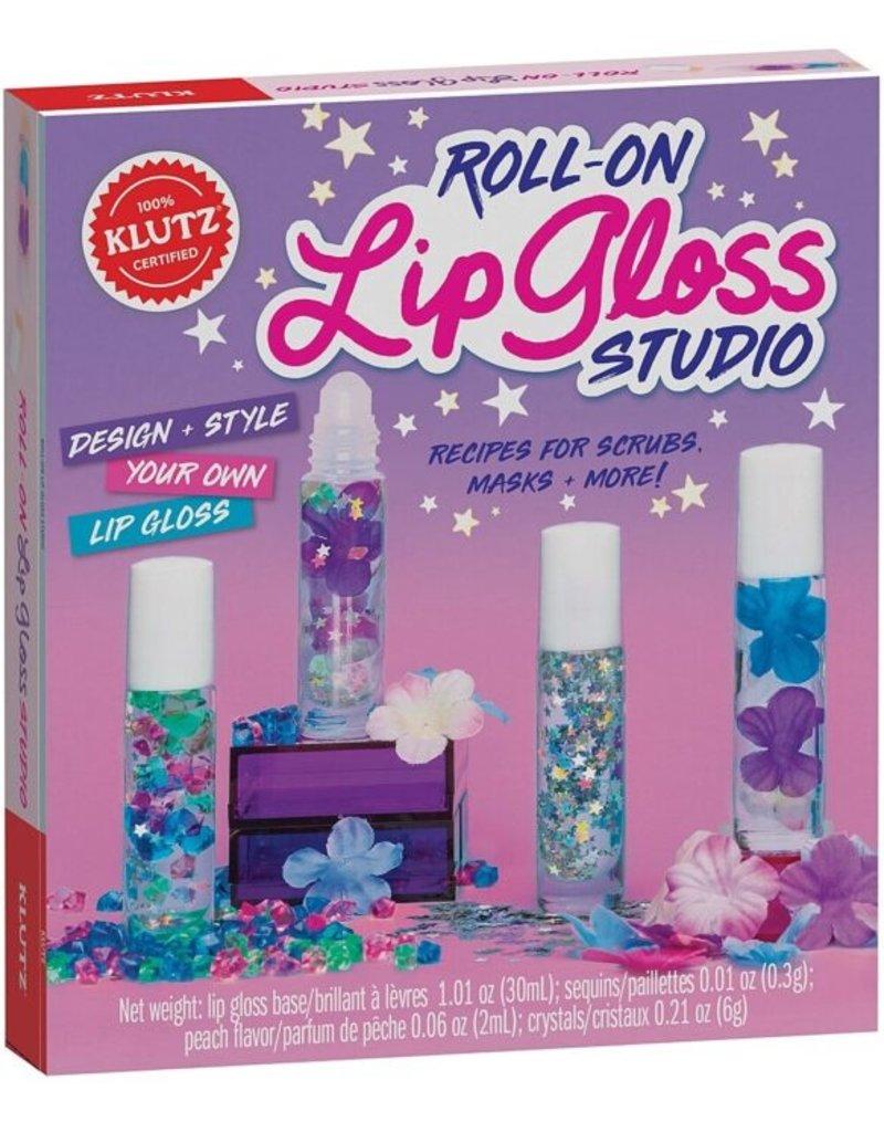 Klutz Lip Gloss Studio