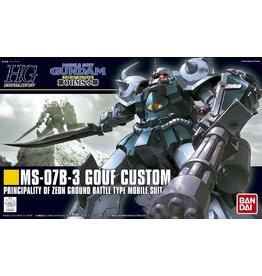Bandai #117 MS-06B Gouf Custom
