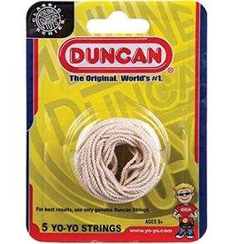 Duncan Yo-Yo String 5 Pack