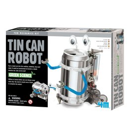 Toysmith Tin Can Robot