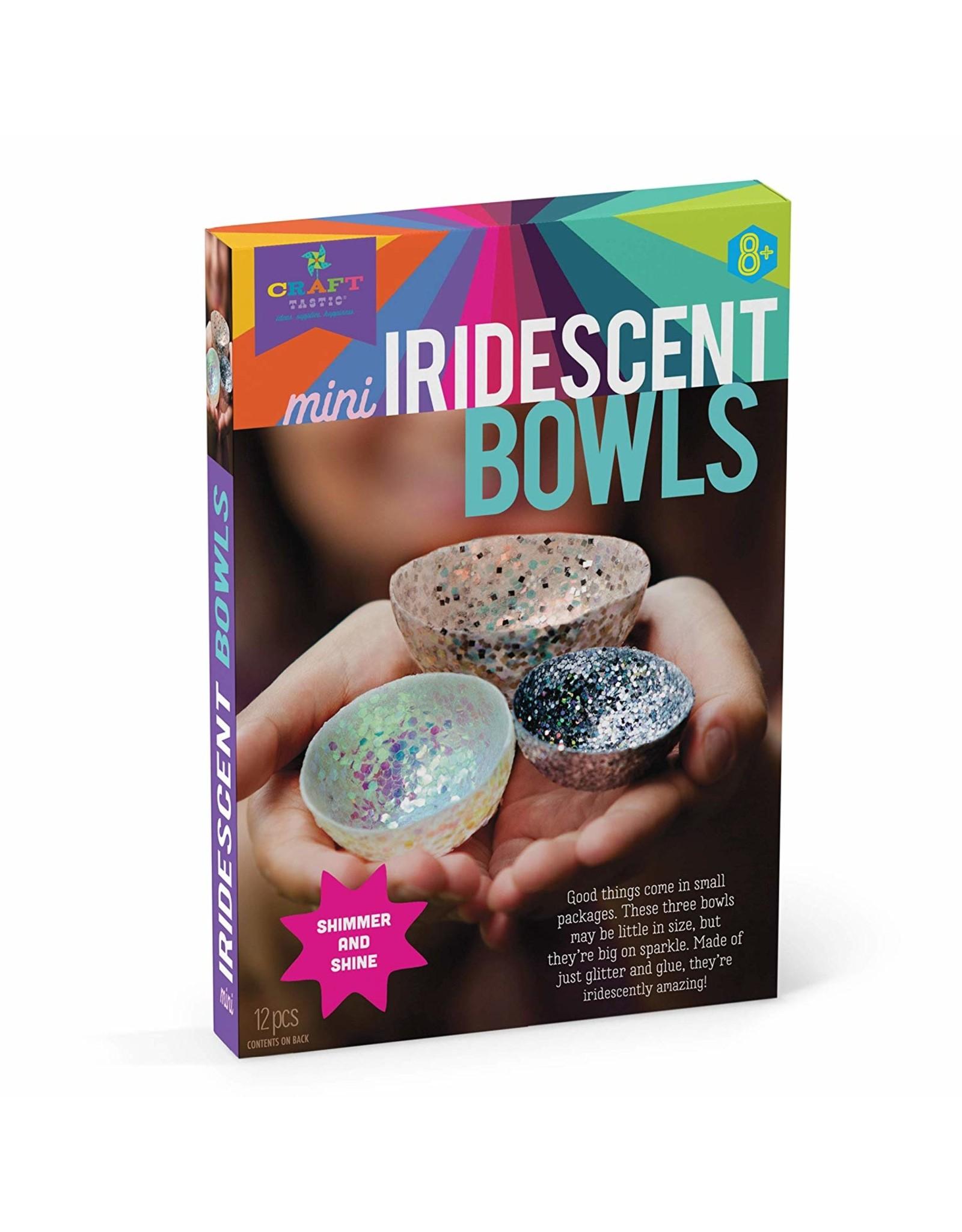 Ann Williams Group Mini Iridescent Bowls Kit
