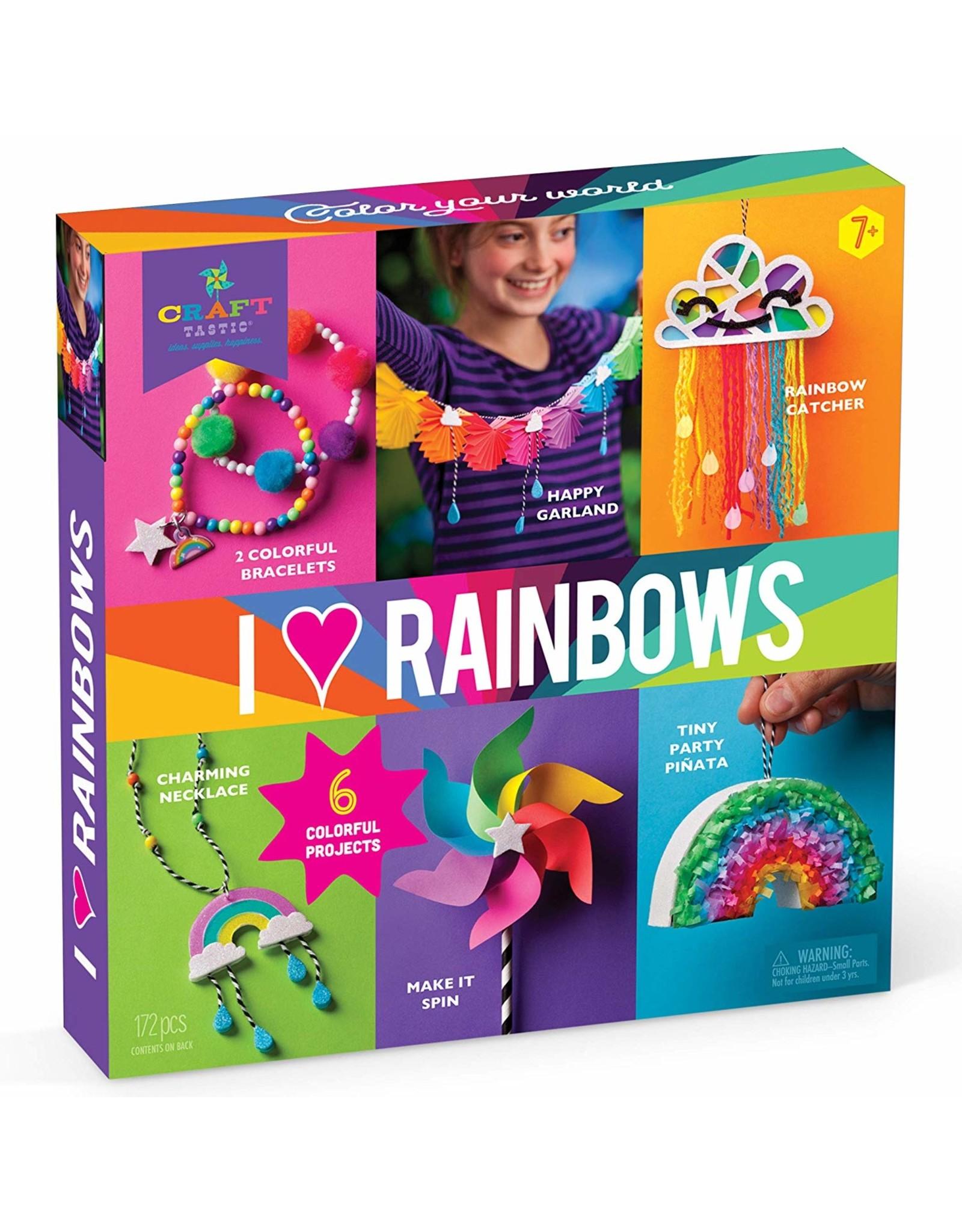 Ann Williams Group I Love Rainbows Kit