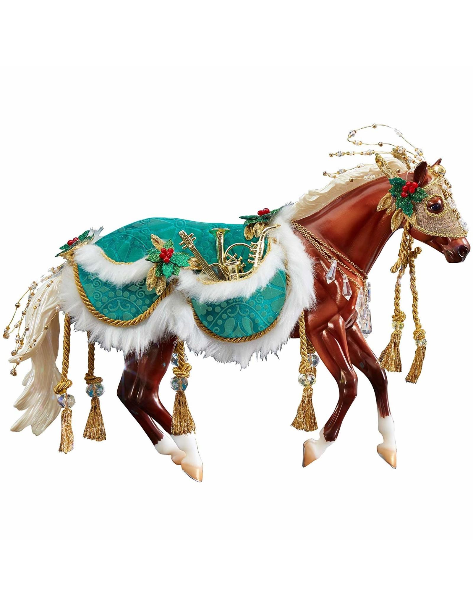 Breyer Minstrel - 2019 Holiday Horse