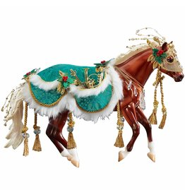 Breyer Minstrel - 2019 Holiday Horse