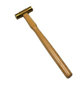"Squadron 10115 - 2"" Solid Brass Mallet 3oz"