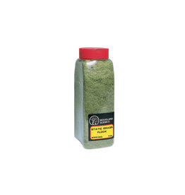 Woodland Scenics FL635 - Grass Flock Shaker, Medium Green