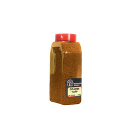 Woodland Scenics T1354 - Coarse Turf Shaker, Fall Orange