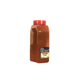 Woodland Scenics T1356 - Coarse Turf Shaker, Fall Rust