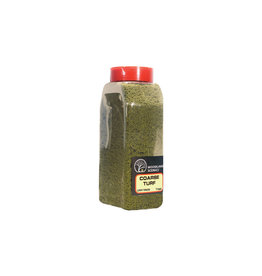 Woodland Scenics T1363 - Coarse Turf Shaker, Light Green