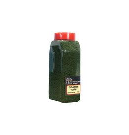Woodland Scenics T1364 - Coarse Turf Shaker, Medium Green