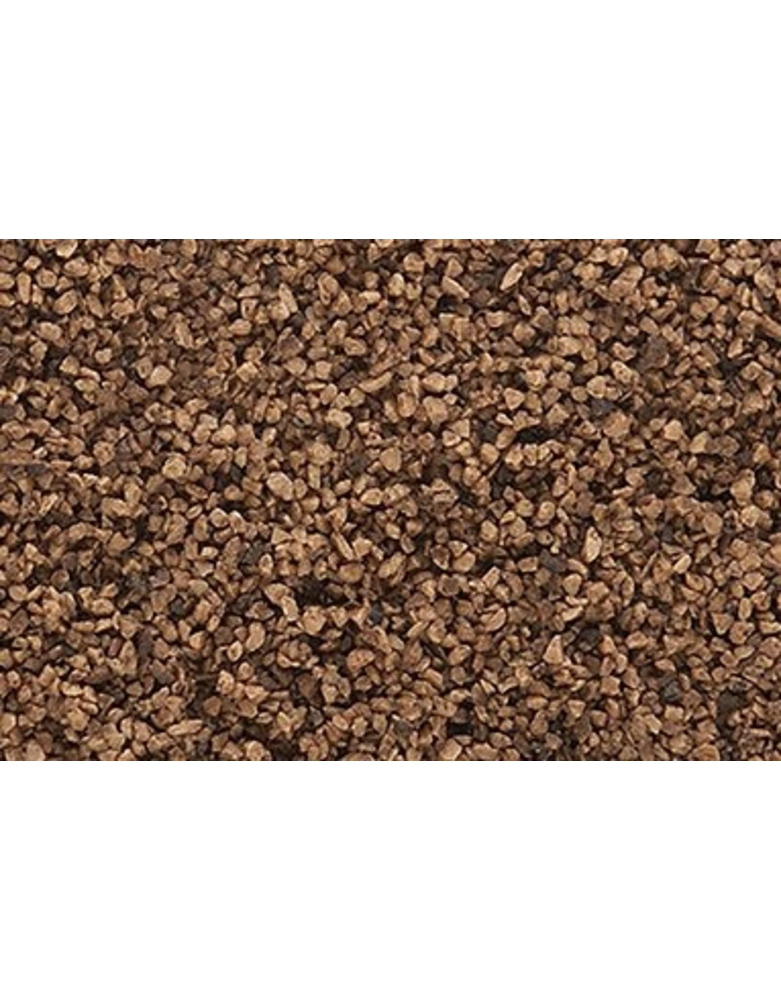 Woodland Scenics B1386 - Coarse Ballast Shaker, Brown