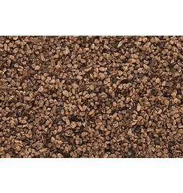 Woodland Scenics B1386 - Coarse Ballast Shaker, Brown