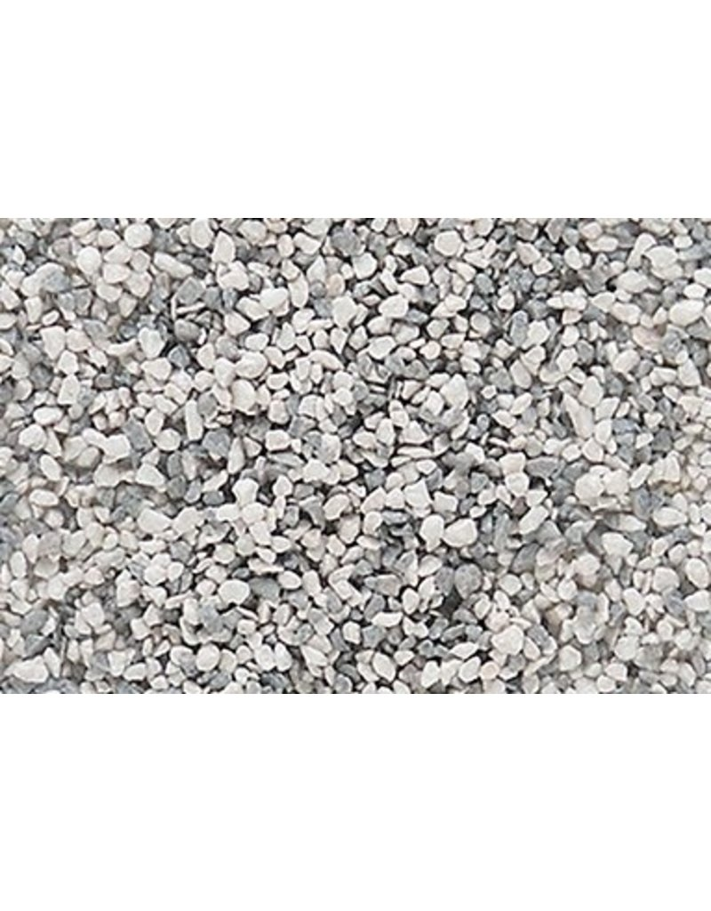 Woodland Scenics B1394 - Medium Ballast Shaker, Gray Blend