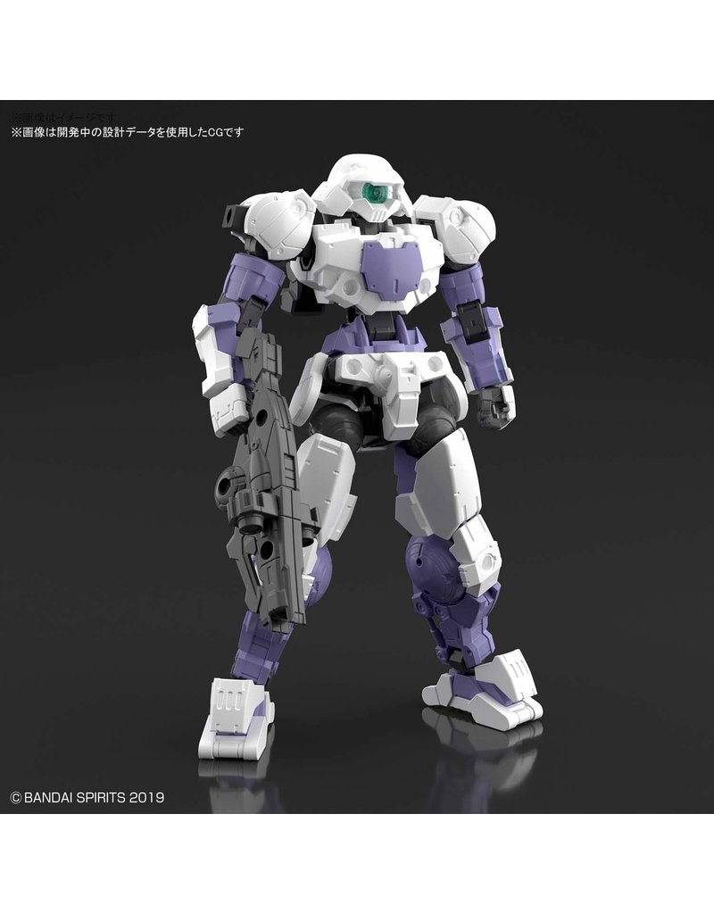 Bandai #12 bEXM-15 Portanova White 30MM
