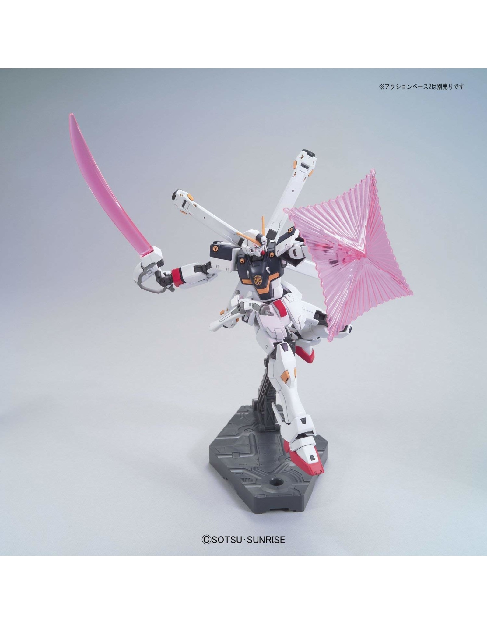 Bandai #187 Crossbone Gundam X1