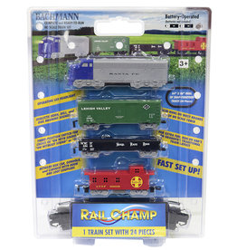 Bachmann Rail Champ - Battery Operated
