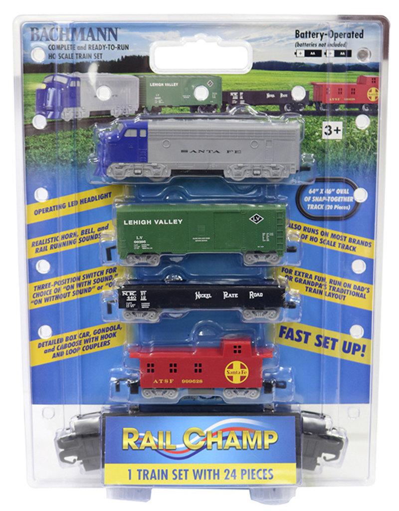 Bachmann Rail Champ - Battery Operated