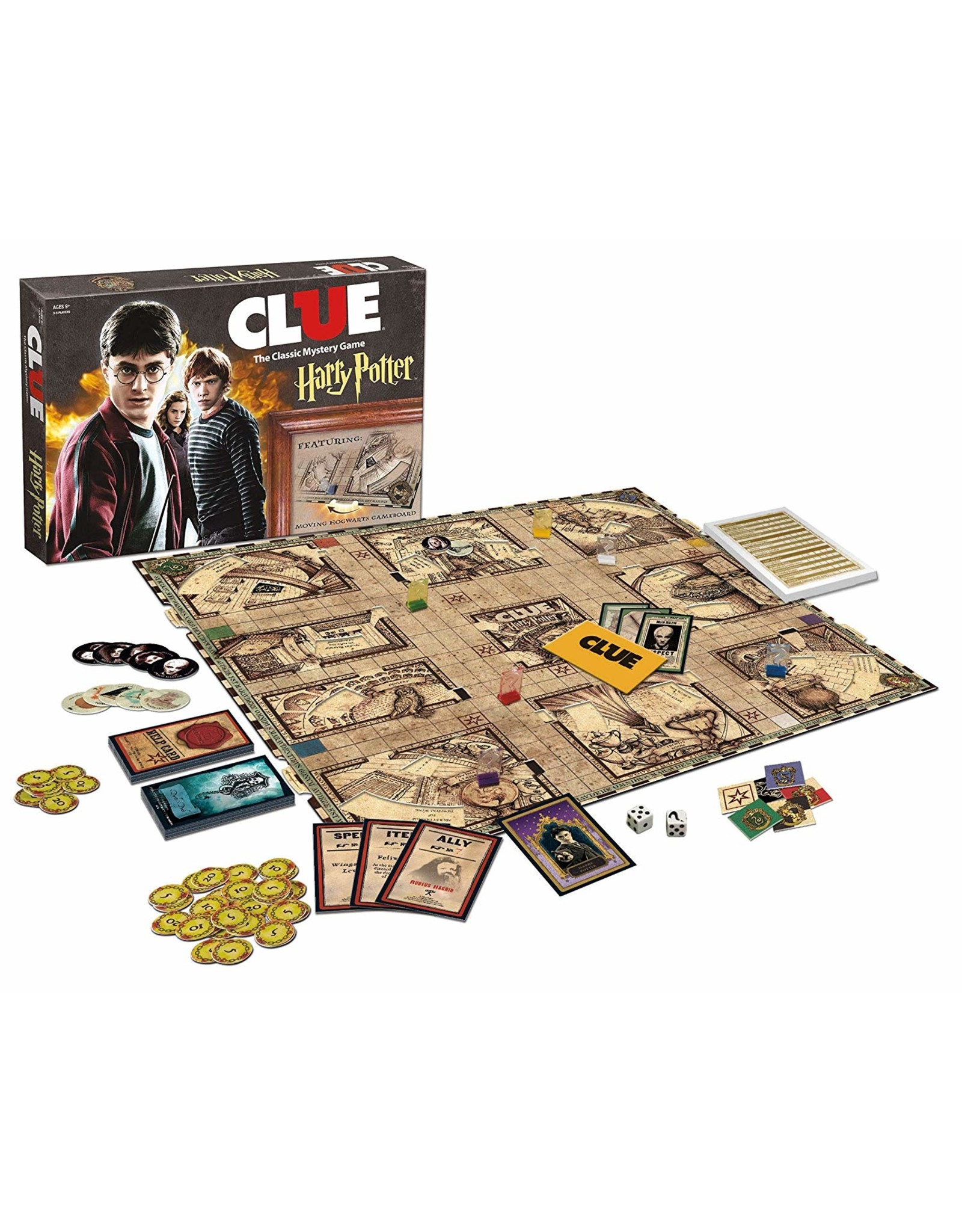 USAopoly Clue: Harry Potter Edition