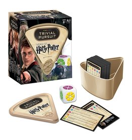 USAopoly Trivial Pursuit Harry Potter Edition