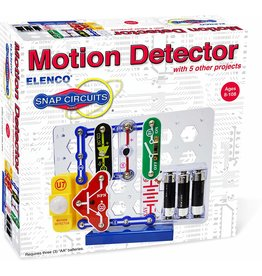 Elenco Motion Detector