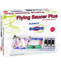 Elenco Flying Saucer Plus