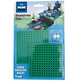 Plus Plus Baseplate Duo