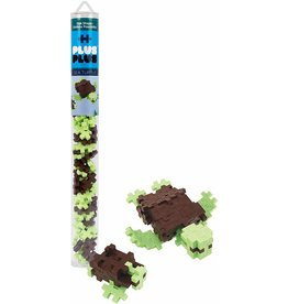 Plus Plus 70pc Tube Sea Turtle Mix