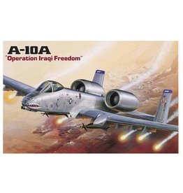 Academy 1/72 A-10A Operation Iraqi Freedom