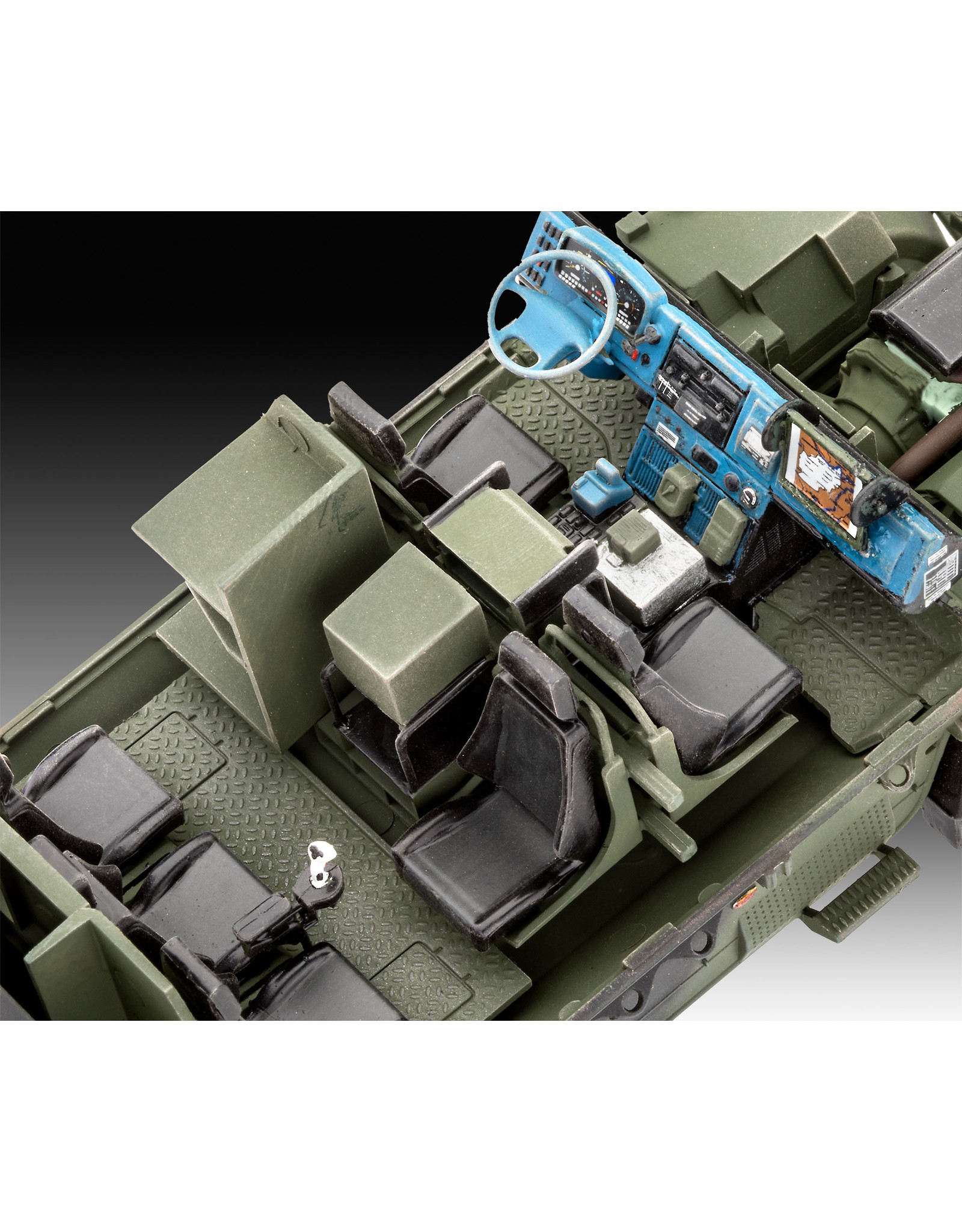Revell of Germany 03284 - 1/35 Dingo 2 GE A2.3 PatSi