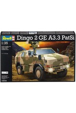 Revell of Germany 03242 - 1/35 Dingo 2 GE A3.3 PatSi