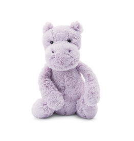 Jellycat Bashful Lilac Hippo - Medium