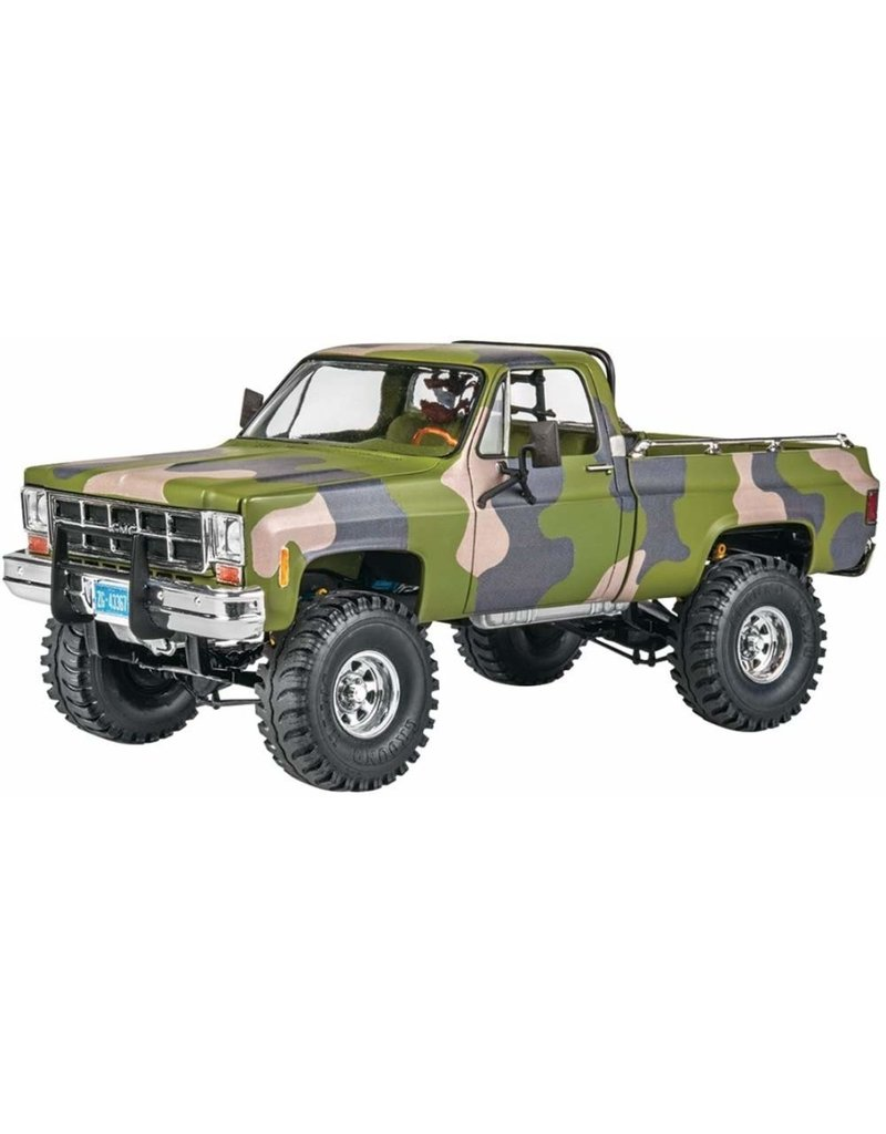 Revell 7226 - 1/24 1978 GMC Big Game Country Pickup