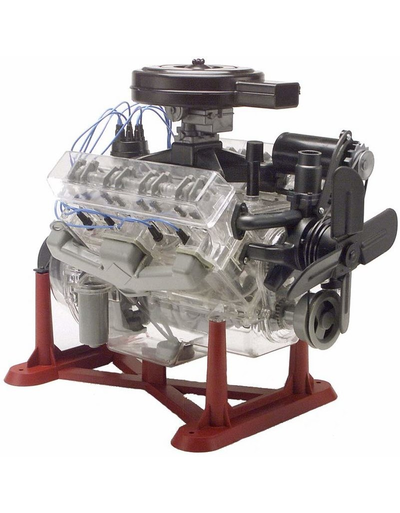 Revell 8883 - 1/4 Visible V-8 Engine
