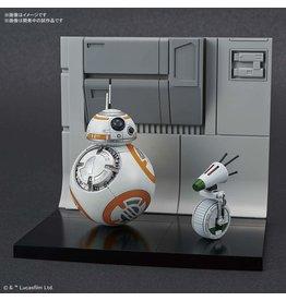 Bandai BB-8 & D-0 Diorama Set