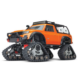 Traxxas 1/10 TRX-4 Crawler RTR Equipped with Traxx - Orange